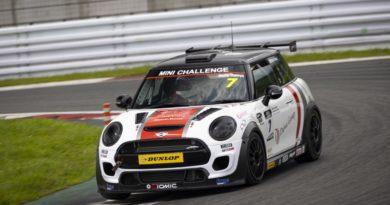 DG Motorsports MINI Challenge 富士ラウンド